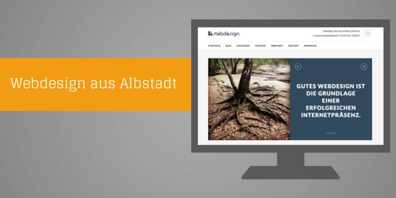 Webdesign aus Albstadt